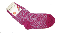 Skarpety z wełny Angora