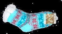 Носки на флисе детские
