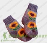 Дитячі вовняні шкарпетки