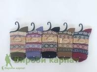 Women's natural socks