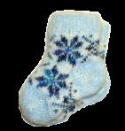 Детские носки 12 см (маленькие)