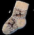 Детские носки 16см
