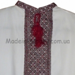 Embroidered shirt for boys