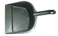 Dustpan rounded