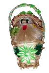 Amulet Domovik w koszu