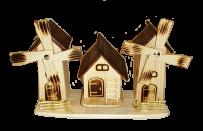 Будинок з млинами