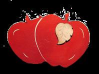 Скарбничка яблуко