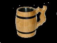 Mini mug oak