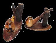 Трубки смайлы и надписи