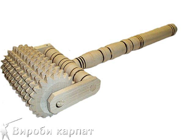 деревянные массажеры украины