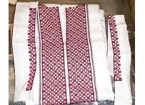 Haft na tkaninie