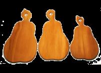 Дерев'яні обробні дошки