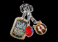 Trinkets for keys