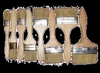 Brushes, paint brushes, ceiling brushes
